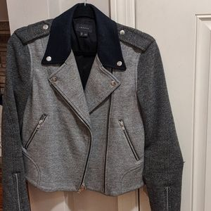 COPY - Cropped/ zippered Jacket
